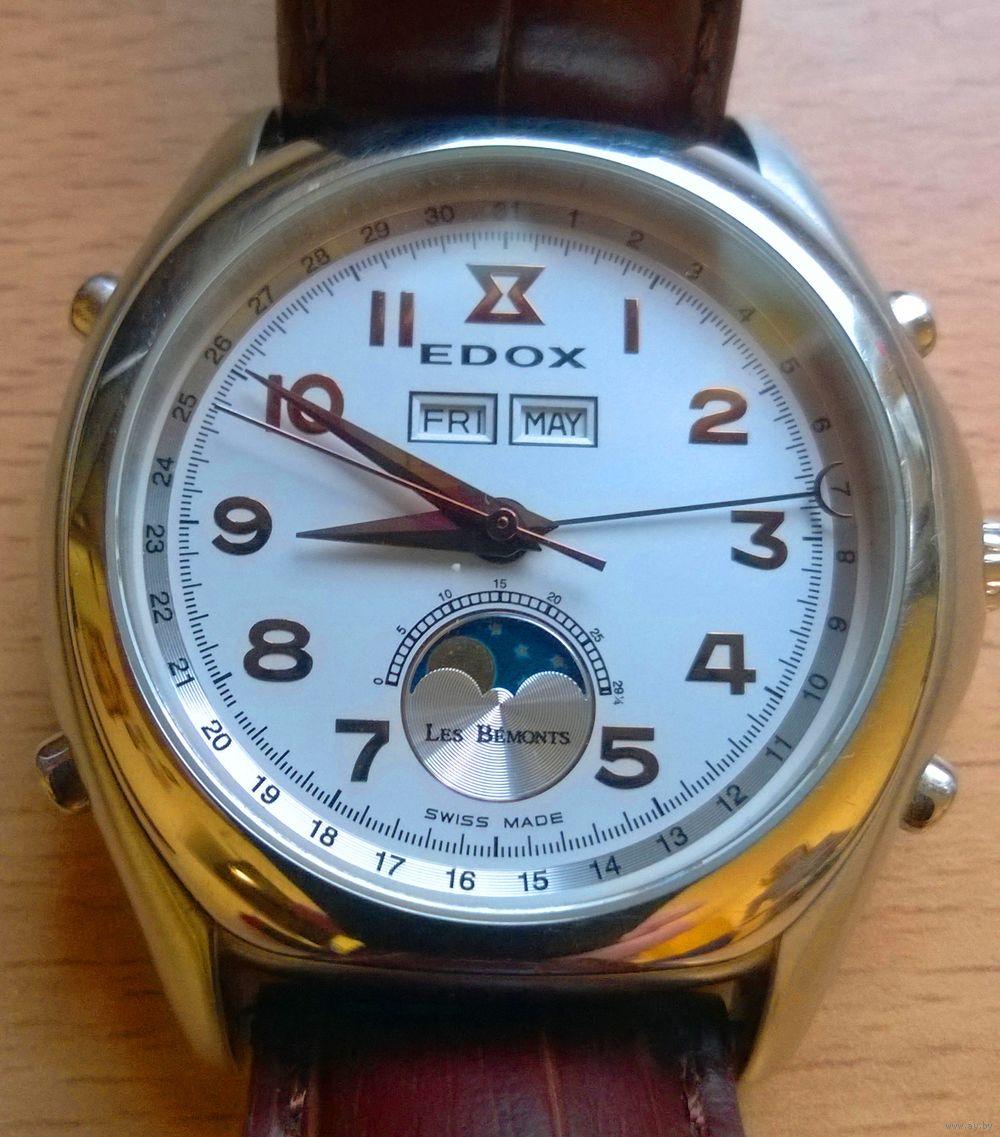 3070d301 Швейцарские часы EDOX. Купить в Минске — Наручные часы Ay.by. Лот ...