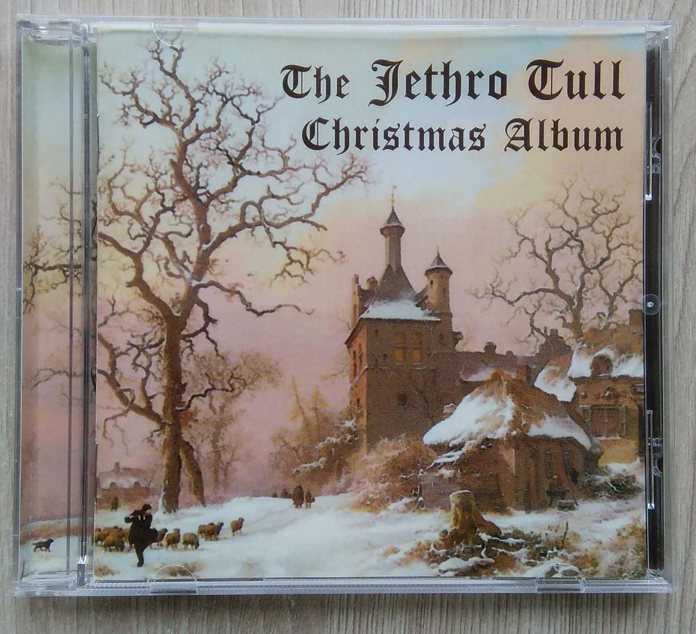 Jethro Tull. Christmas Album. CD. Купить в Минске — Музыка Ay.by ...