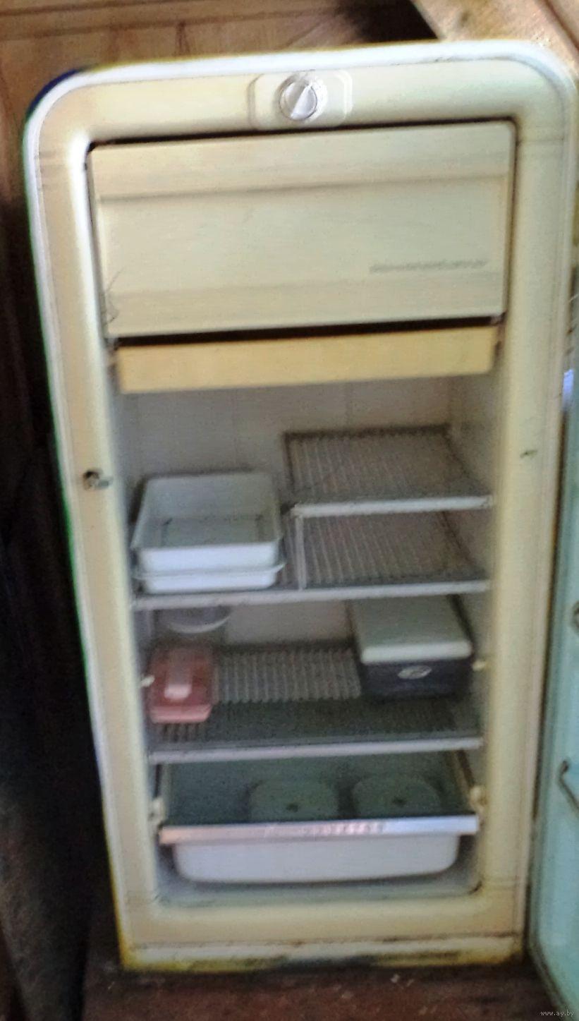 холодильник зил москвассср 60 е годы полностью рабочий