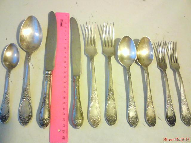 Поздравление вилки ножи