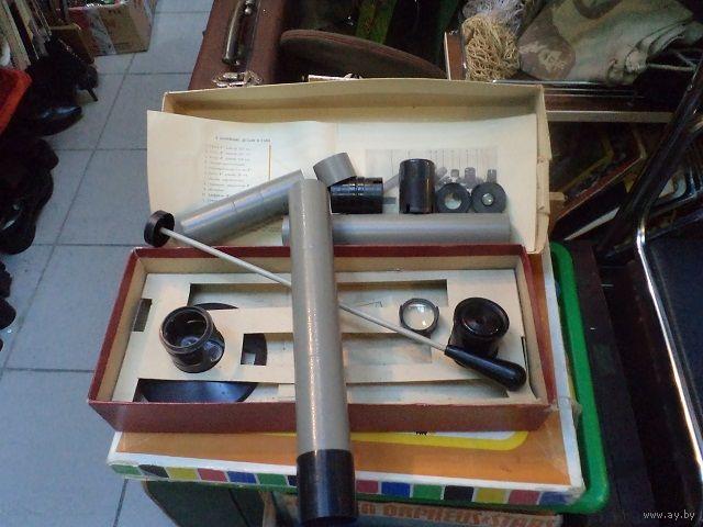 Инструкция набор конструктор оптик