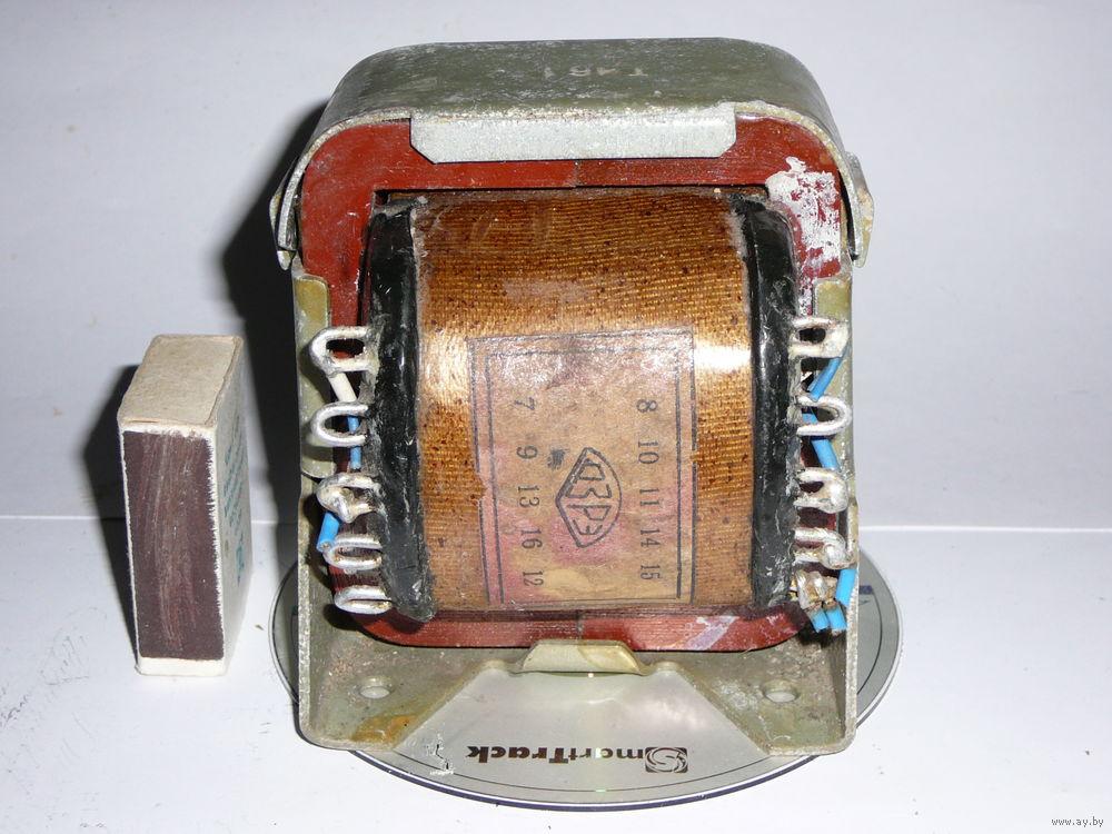 трансформатор тн 61 зарядное