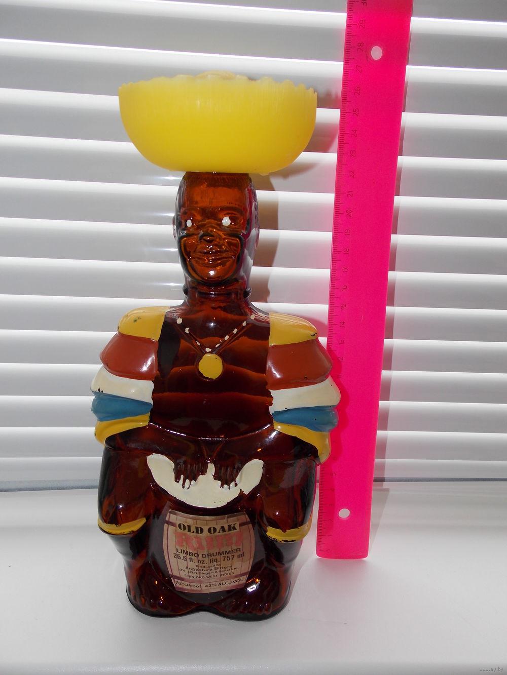 Негр бутылка