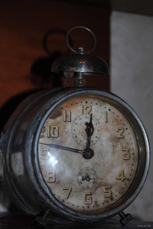Часы Будильник Юнганс
